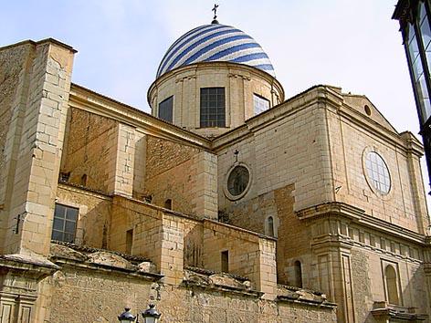 Iglesia de La Purísima de Yecla, Murcia