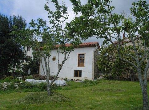 Rehabilitación de vivienda en Siejo, Asturias