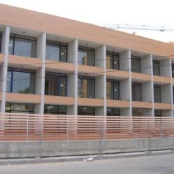 Residencia Virgen del Consuelo - fachada residencia