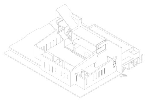 Axonometría de proyecto