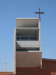 Campanario y cruz