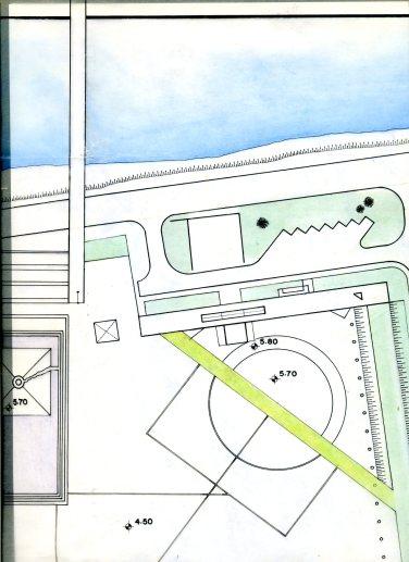 Detalle planimetría