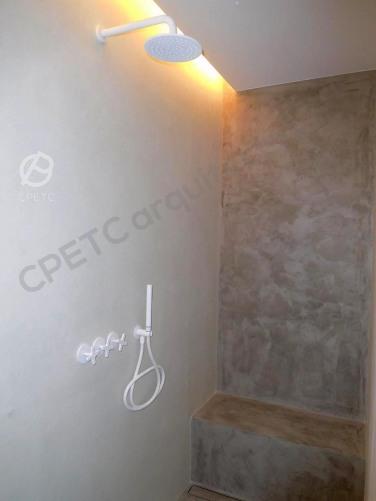 Cabina de ducha baño 2, reformado
