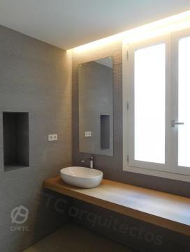 Baño 1, reformado