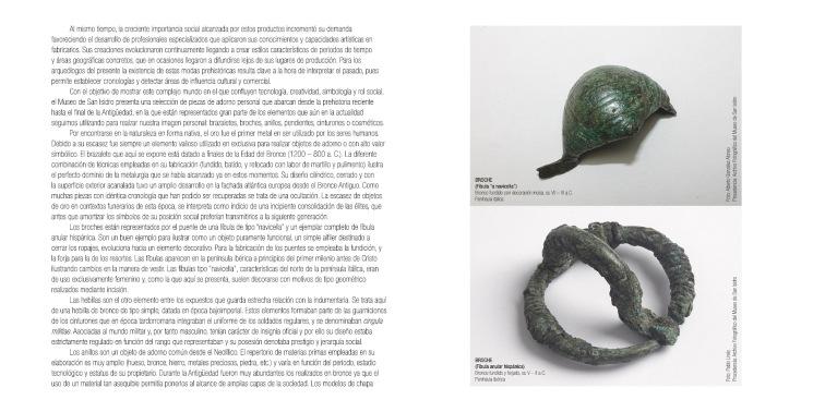 Página del catálogo