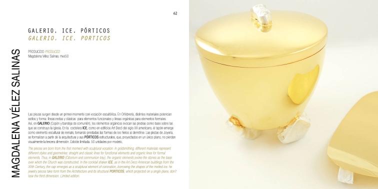 Páginas del catálogo
